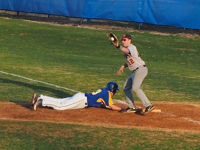JV Baseball - 4/1/14