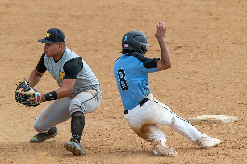 MPSSAA Baseball Playoffs: Parkdale vs Roosevelt