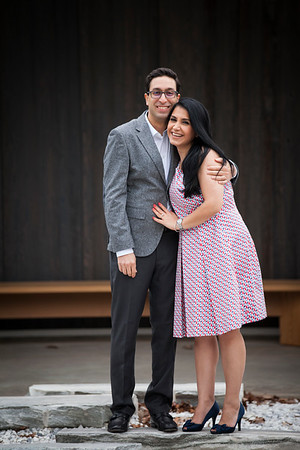 Elnaz & Omid Engagement Photos 2018