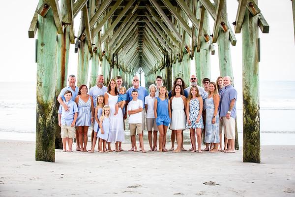 Brooke Family Photos At Topsail Island NC