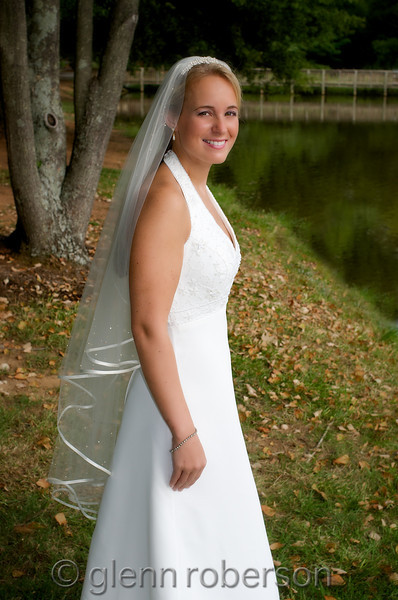 Sutton Bridal Portraits
