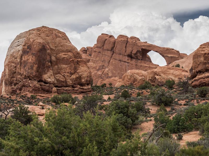 Redrocks, Thunderhead and Arch