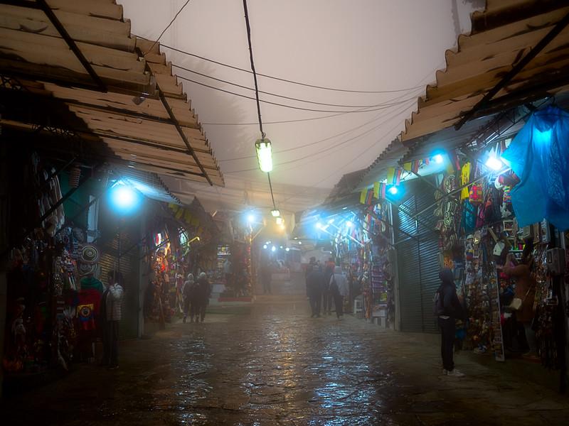 Market Near Monserrate