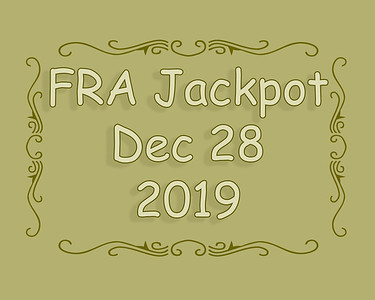 FRA Winter Series - Dec 28 2019