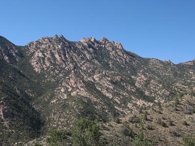 Pinnacle Ridge - Apr. 21, 2013