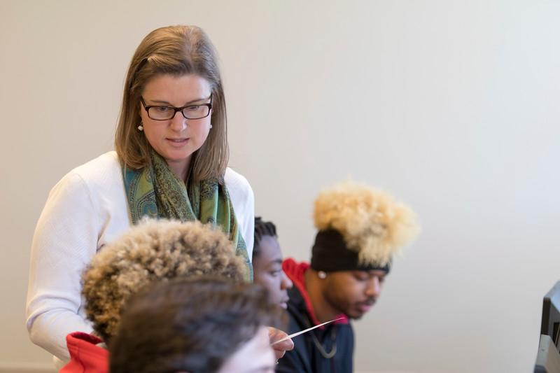 English Department Classroom 2018