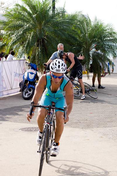 Gilberto Soto Ruiz at Ironman 70.3, Panama 2013