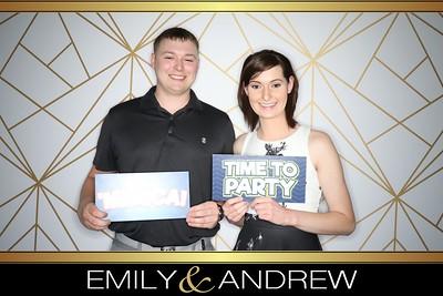 Emily + Andrew Wedding