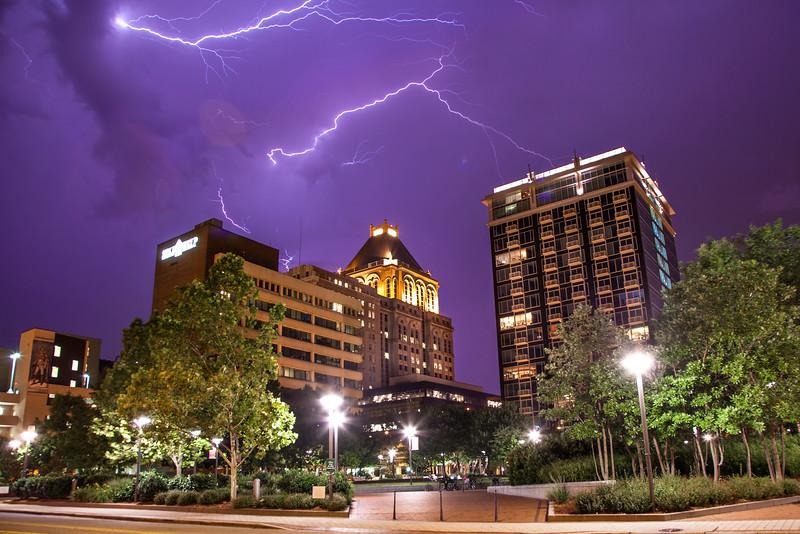 Greensboro City Lightning