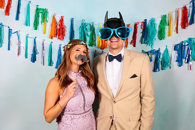 Janie and Mike Photo Booth