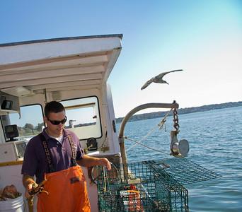 Dave Laliberte, Lucky Catch Lobsterman