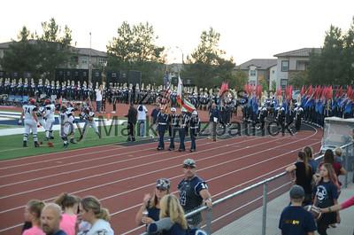 Band FB vs. Murrieta Valley