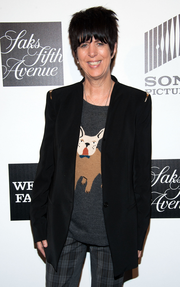 ". Diane Warren arrives at ""An Evening\"" Benefiting The L.A. Gay & Lesbian Center at the Beverly Wilshire Four Seasons Hotel on March 21, 2013 in Beverly Hills, California. (Photo by Valerie Macon/Getty Images)"