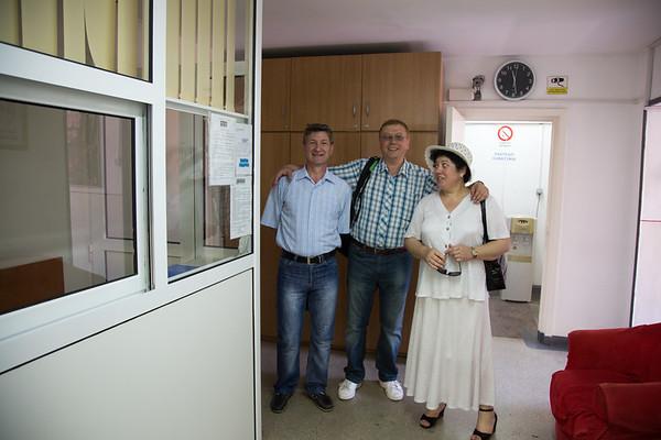 Memories of student complex Tudor Vladimirescu, Iasi, Romania - July, 2016