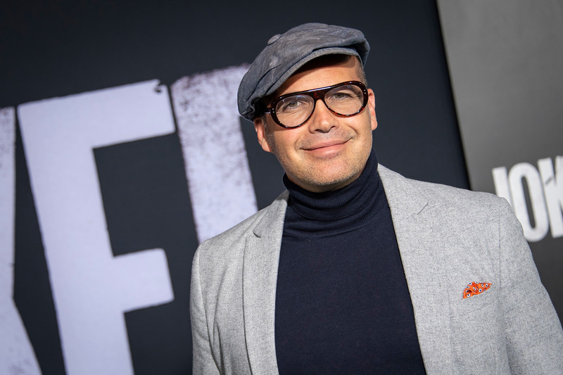 "HOLLYWOOD, CALIFORNIA - SEPTEMBER 28: Billy Zane attends the premiere of Warner Bros Pictures ""Joker"" on Saturday, September 28, 2019 in Hollywood, California. (Photo by Tom Sorensen/Moovieboy Pictures)"