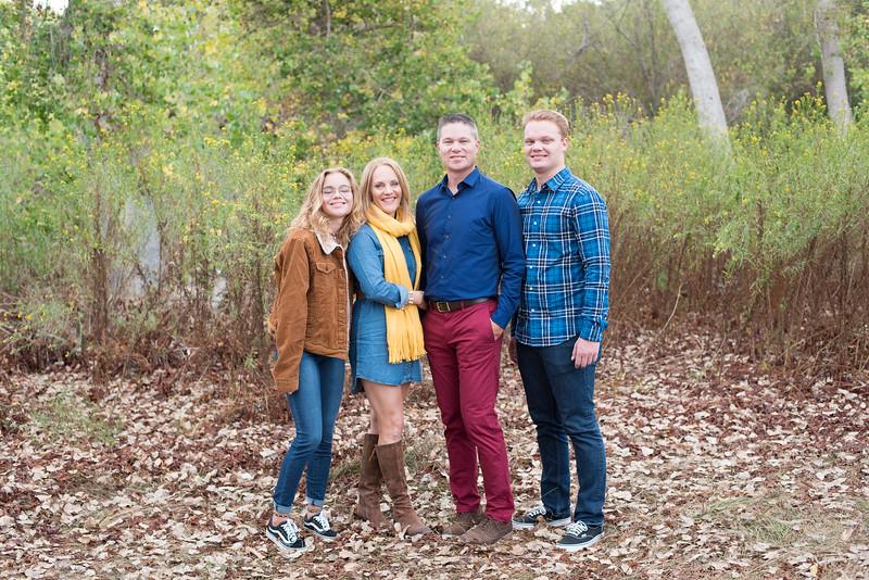Mickley Family 2018