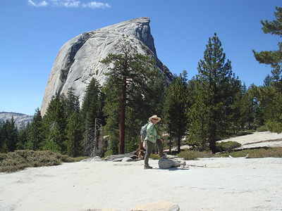 Yosemite 2012 (half dome)