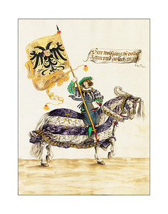 Jousting and Knights from 1652
