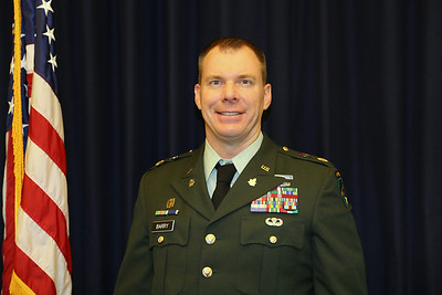 Major Mark Barry (Retired-U.S. Army)