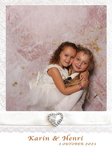 Bruiloft Henri en Karin