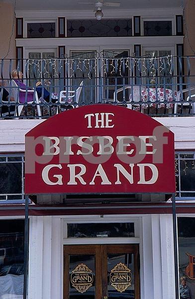 """Bisbee Grand Hotel"""