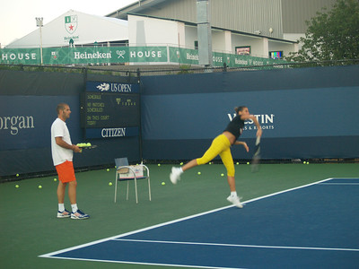 Aug 23 Fri 2013 US OPEN TENNIS Qualifying Rounds II
