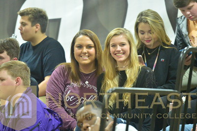 2017-01-17 FANS Fans at Basketball Game