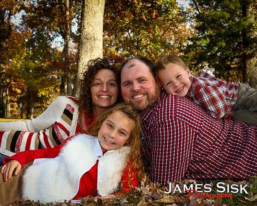Sisk Family November 2014