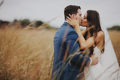 Sam & Chelsey. Married.