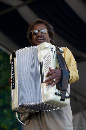 Buckwheat Zydeco - New Orleans Jazz 2011