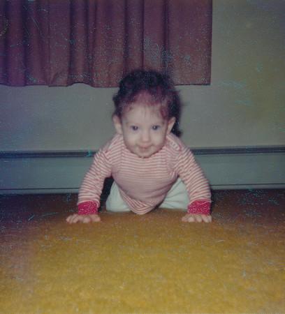 Kim's Childhood