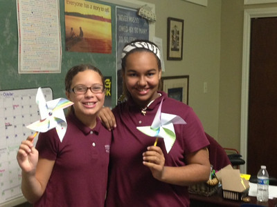 2013-2014 Pinwheels For Peace