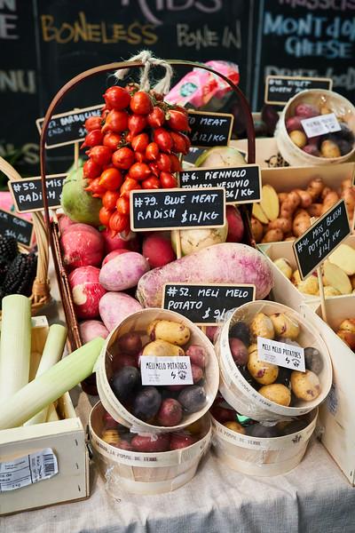 The Autumn Fresh Market @ atout