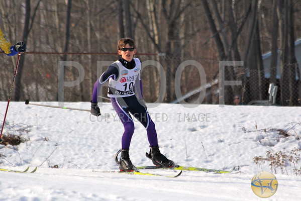 2012 Men's Maine Class A Nordic Classical Championships