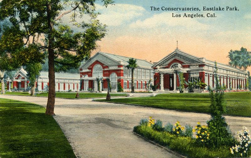 The Conservatories at Eastlake Park