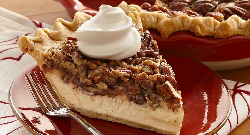 . Vanilla Pecan Pie McCormick
