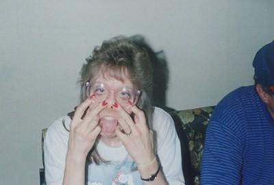 Megan BD March 1995