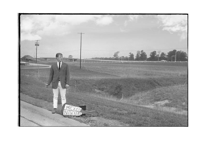 1962 ? Michael_Hitchhiking.jpg