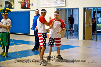 Brevard Dodgeball Tournament-June 23, 2012