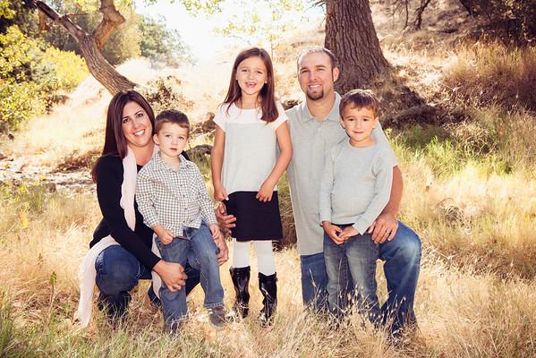 Rigney Family Portraits