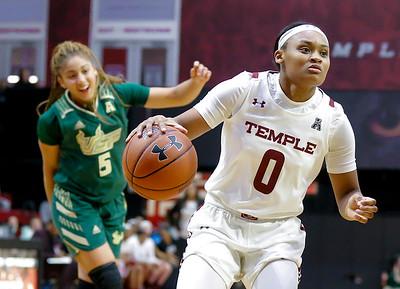 Temple Womens basketball vs. USF