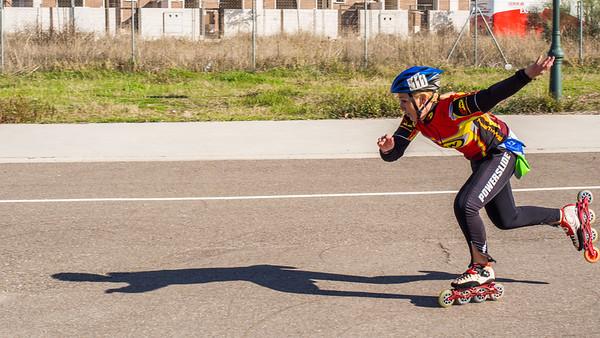 2013-Patinaje de velocidad