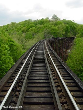 P&L Train Trestle