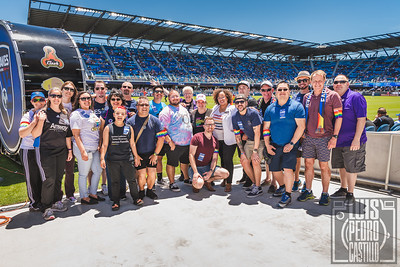 Earthquakes PRIDE 2019