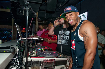 Nelly @ Label Charlotte 8-8-13 by Jon Strayhorn