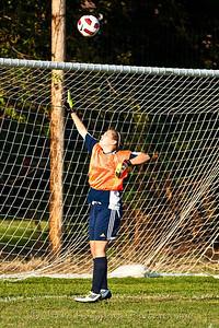 2011 PHS Soccer vs Bullitt East JV