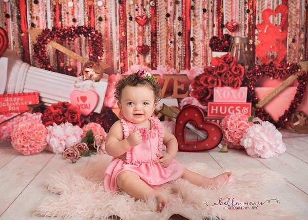 Teagan Grace / First Valentine