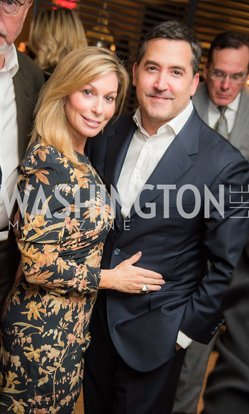 Stephanie Lemer, Keith Lemer, Washington Life, Tech Issue Party, One Hill South, March 4, 2019, photo by Ben Droz.