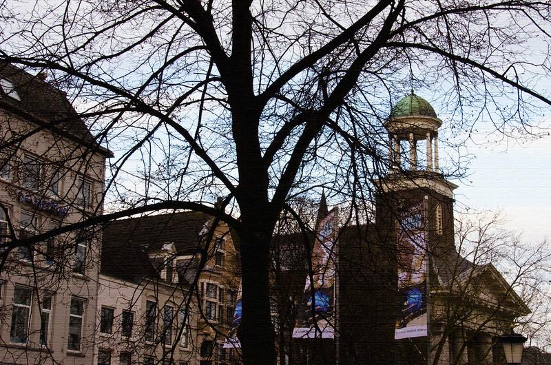 Utrecht in autumn