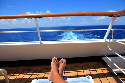 Day at Sea Feb 13 Day 2 Wed Intl Date Line